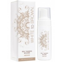 Whitetobrown mousse (150 ml)